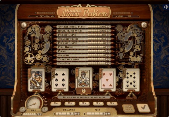 double-joker-poker-playson-wildsultan